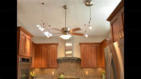 kitchen ceiling fans  lights youtube