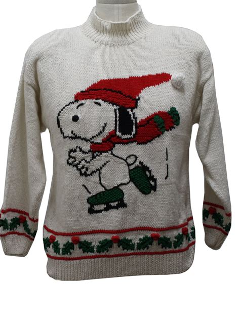 snoopy sweater spoopy sweater marissa unisex