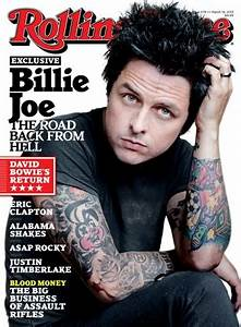 Billie Joe Armstrong, do Green Day, é capa da Rolling ...