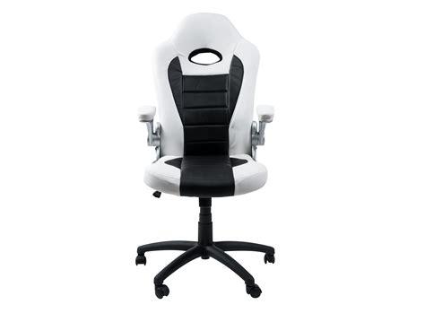 siege de bureau fly fauteuil de bureau blanc noir fly