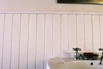 beadboard  bathroom walls home guides sf
