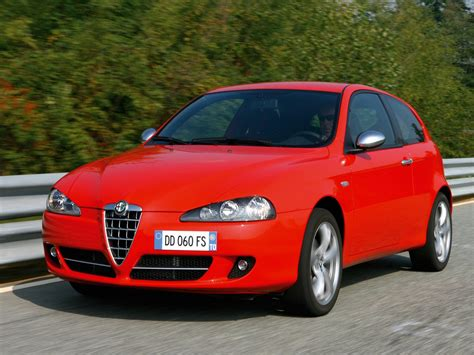 Alfa Romeo Hatchback by My Alfa Romeo 147 3dtuning Probably The Best