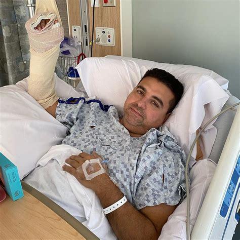 Confeiteiro Buddy Valastro sofre grave acidente dentro de ...