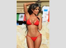 Ujena Red Hot GString Top
