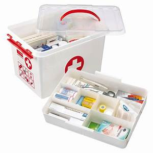 STORE | XL First Aid Storage Box - 22 Litre