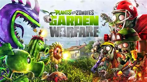 plant vs zombies garden warfare bristolian gamer plants vs zombies garden warfare ps3