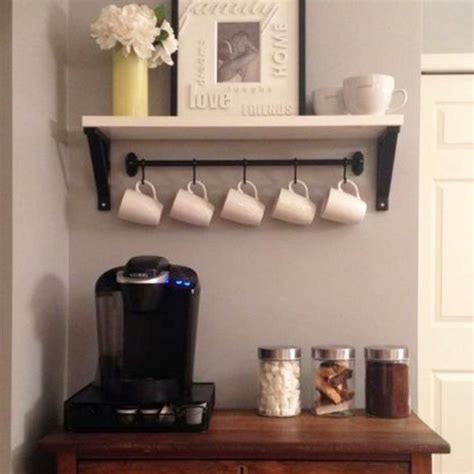 Small Bar Area In Kitchen by 342 Best Coffee Bar Ideas Diy Home Coffee Bars Images On