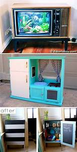 12 ways to upcyle old cabinets With what kind of paint to use on kitchen cabinets for pet inside sticker