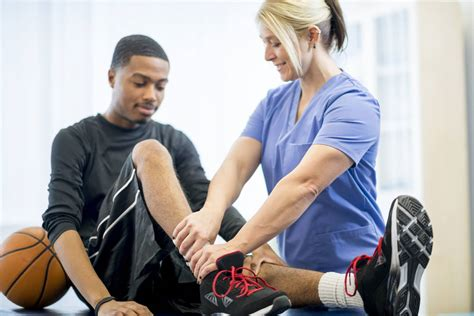 sports rehabilitation therapy degree join fremont