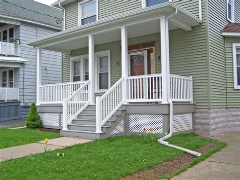 front porch railing railings for small front porch