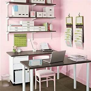 Home office design ideas for small spaces for Outstanding small apartment office ideas