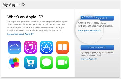 how do i change my apple id on my iphone if you forgot your apple id password apple support