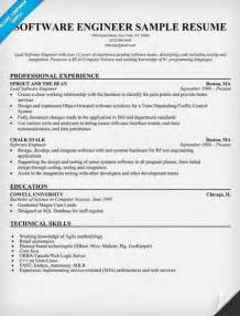 resume objective lines for experienced software engineer 25 best ideas about resume format on sle resume format free resume