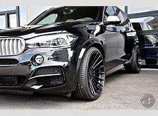 BMW X5 M50d F15 от Hamann