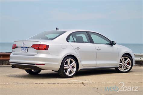 Volkswagen Jetta 2015 Review by 2015 Volkswagen Jetta Gli Review Web2carz
