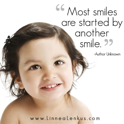 Children Smiling Quotes