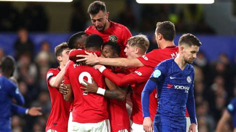 Video: Manchester United v Chelsea premier league match ...