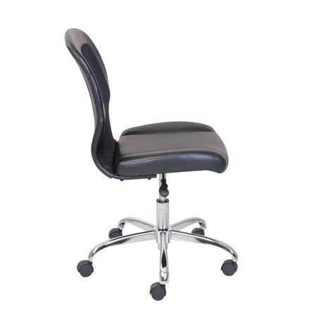 Office Chairs Vinyl Covering by Mainstays Vinyl And Mesh Task Office Chair