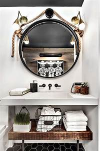 quelle vasque design rustique pour votre salle de bain With meuble vasque salle de bain rustique