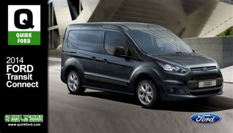 Ma Ford by 2014 Ford Transit Connect Brochure Ford Ma Dealer