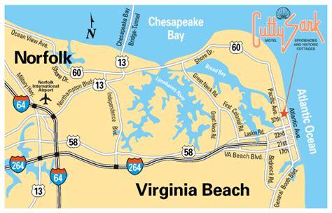 map  virginia beach va paintingsforsale