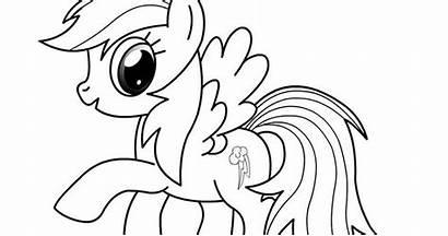 Gambar Kuda Mewarnai Kartun Mewarna Poni Untuk