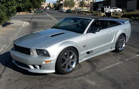 Ford Saleen Mustang For Sale Autos Weblog