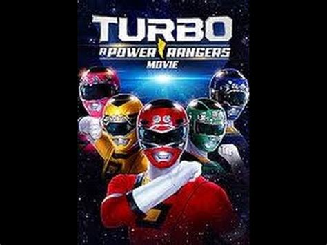 nostalgia turbo a power rangers part 1