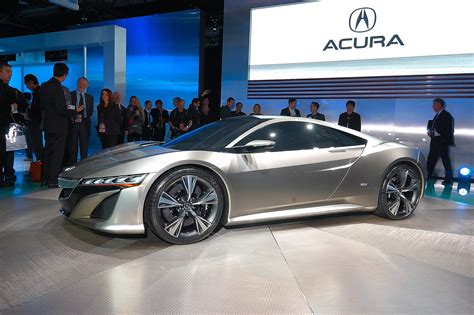 new acura nsx will be built in us car tuning
