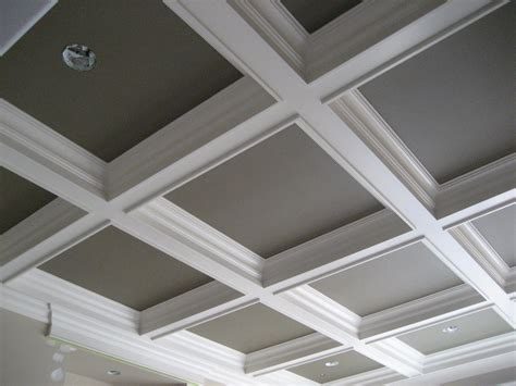 Coffer, Ceiling And Ceilings