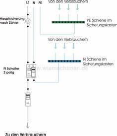 Schaltplan Für Wechselschaltung : mehrere fi schalter anschlie en schaltplan elektrik pinterest elektro elektrotechnik und ~ Eleganceandgraceweddings.com Haus und Dekorationen