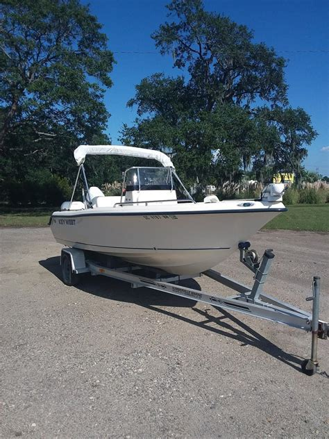 Center Console Boats For Sale In South Carolina by Used Key West Boats For Sale In South Carolina Boats