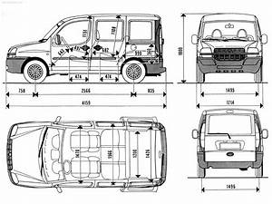 Fiat Doblo Maxi Wymiary Przestrzeni  U0141adunkowej Zt28
