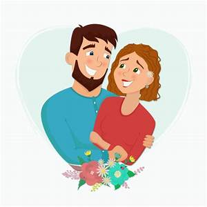 Best Couples In Love Illustrations, Royalty-Free Vector Graphics & Clip Art - iStock