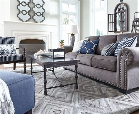 blue and grey living room ideas grey and navy blue living room ideas