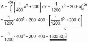 Unbestimmtes Integral Berechnen : vom unbestimmten zum bestimmten integral mathe brinkmann ~ Themetempest.com Abrechnung