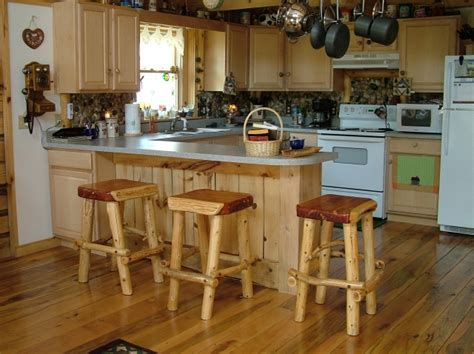 Get Kitchen Stools Match to Budget & Preference   Modern