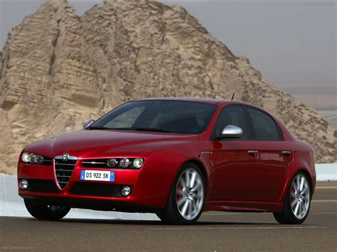 2009 Alfa Romeo 159 Exotic Car Photo 11 Of 40 Diesel