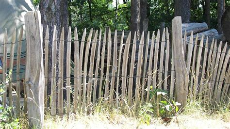 Sichtschutz Garten Draht by Holz Draht Zaun Nabcd
