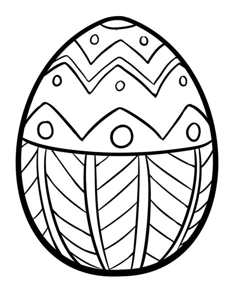 Coloring Easter Eggs easter coloring pages best coloring pages for