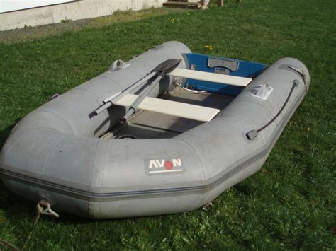 Inflatable Boats Vernon Bc by Inflatable 10ft Avon Outside Comox Valley Comox Valley