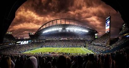 Stadium Field Football Nfl Wallpapers Seahawks Seattle