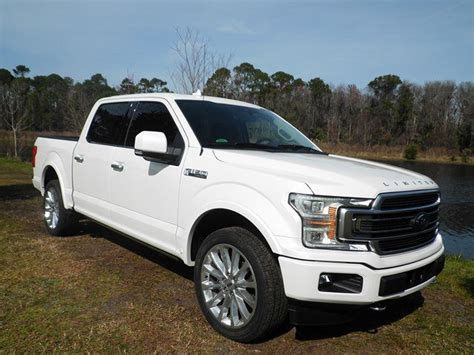 2019 Ford F 150 Limited by 2019 Ford F 150 Limited 4x4 Truck For Sale Jacksonville Fl