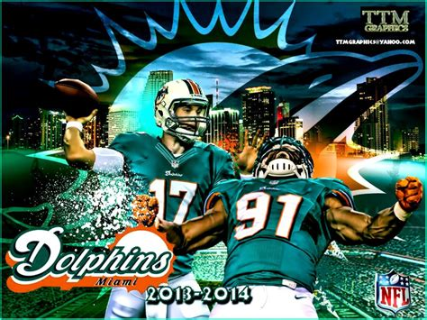 miami dolphins wallpaper screensavers wallpapersafari