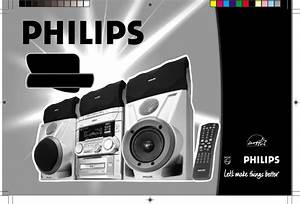 Philips Stereo System D5 User Guide