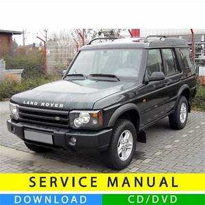 Land Rover Discovery Ii Service Manual  1998