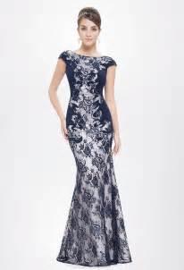 robe mariage bleu marine robe de pagne model image rachael edwards