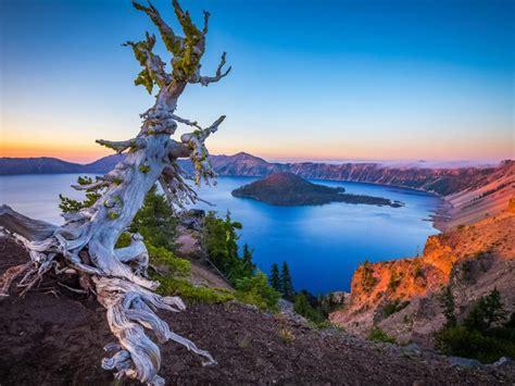 crater lake national park oregon usa desktop hd wallpaper