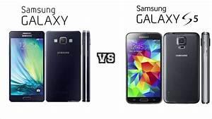 New Samsung Galaxy A5 Vs Samsung Galaxy S5  Plus