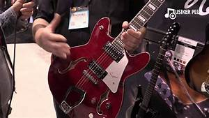 Namm 2016  Hagstrom Super Viking